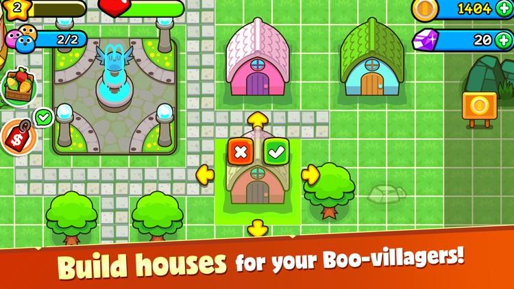 My Boo Town Pocket World Game screenshot-3