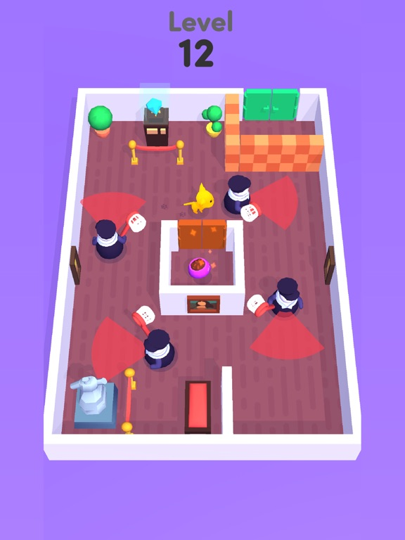 Cat Escape! screenshot 10