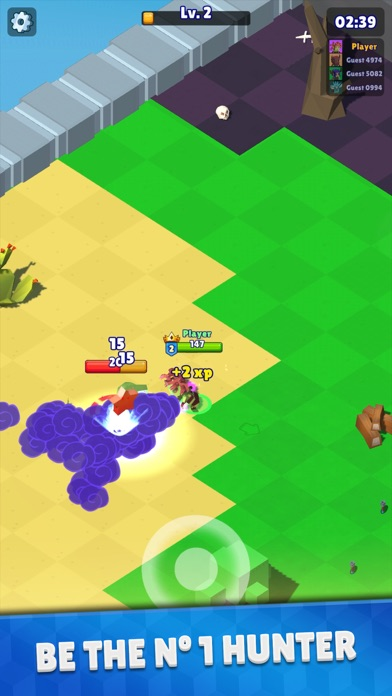 Hunt Royale: Epic PvP Battle screenshot 6