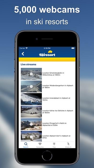 Skiresort.info – ski appのおすすめ画像6