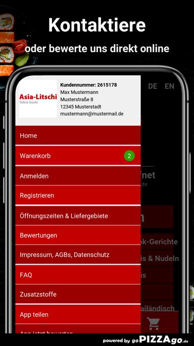 Asia Litschi Essen screenshot 3
