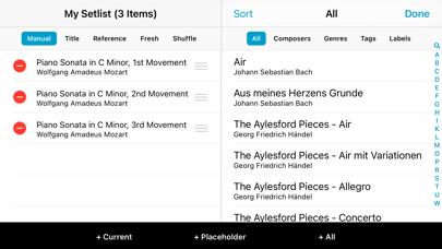 forScore Screenshots