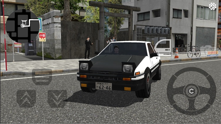 东京通勤族-旅游驾驶模拟 screenshot-7