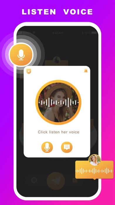 Monkey Video Chat -  Live Chat screenshot 4
