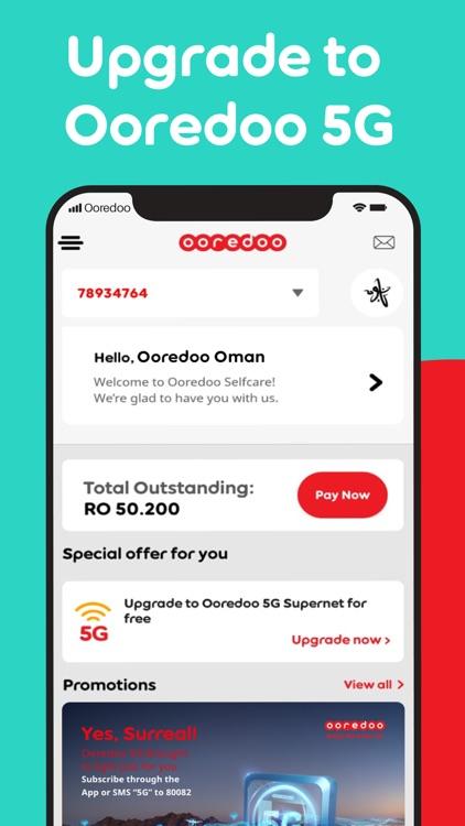 Ooredoo Oman screenshot-9