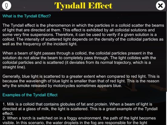 Tyndall Effect screenshot 9