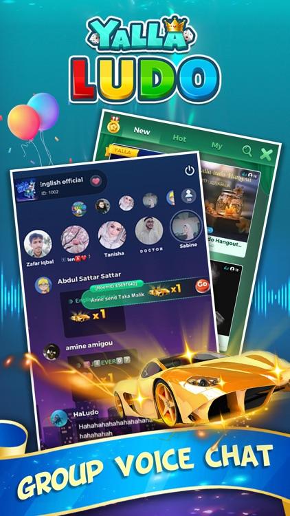 Yalla Ludo - Ludo&Domino screenshot-4