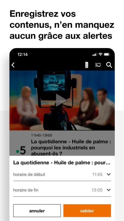TV d'Orange • Direct & VOD screenshot-7
