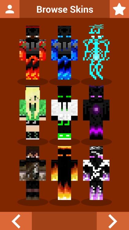 Enderman Skins for Minecraft 2