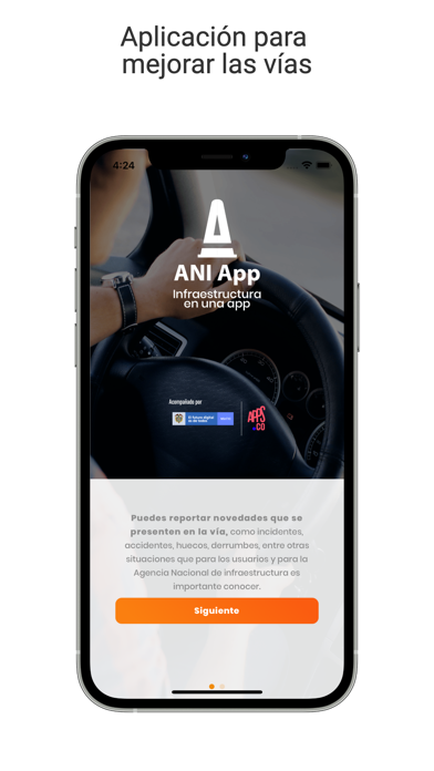 ANIApp Screenshot