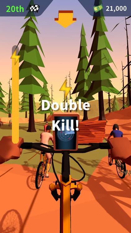 Mountain Bike Bash screenshot-3
