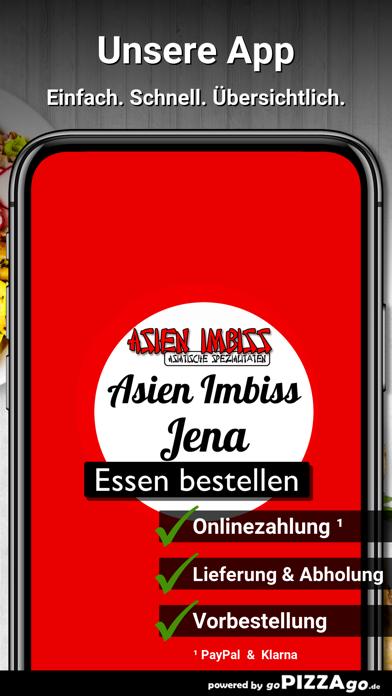 Asien Imbiss Jena Pizza screenshot 1