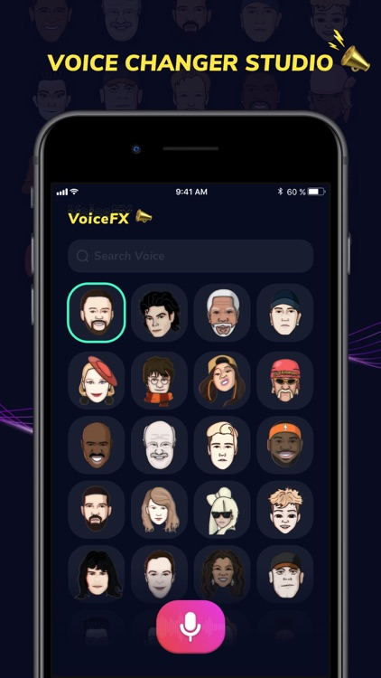 VoiceFX - Funny Voice Changer