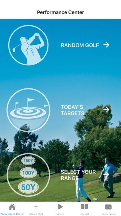 Random Golf Practice