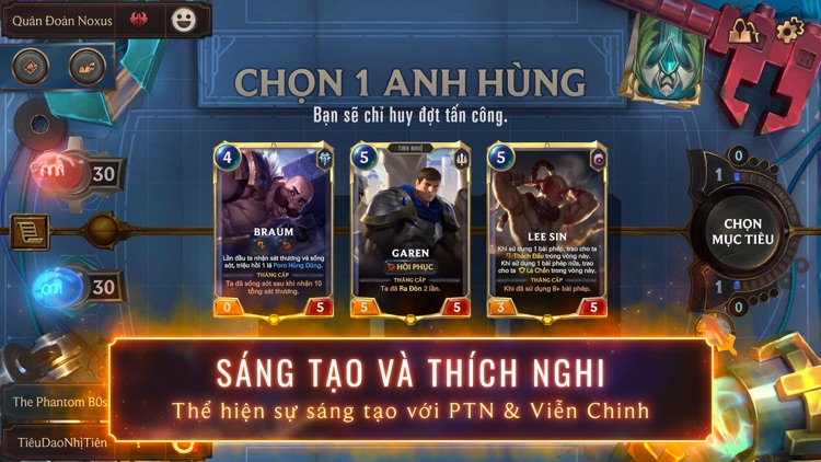 Huyền Thoại Runeterra screenshot-4