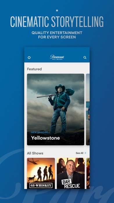 cancel Paramount Network app subscription image 1