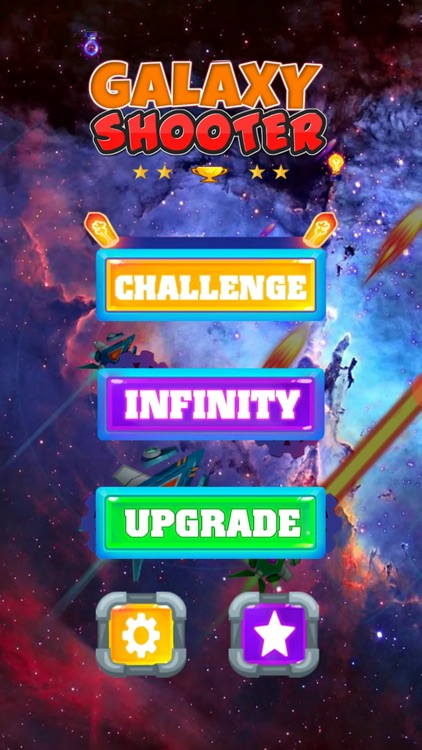 Space Attack- Galaxy Shooter!