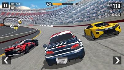 لعبة سباق سيارات سريعة ثري ديلقطة شاشة2