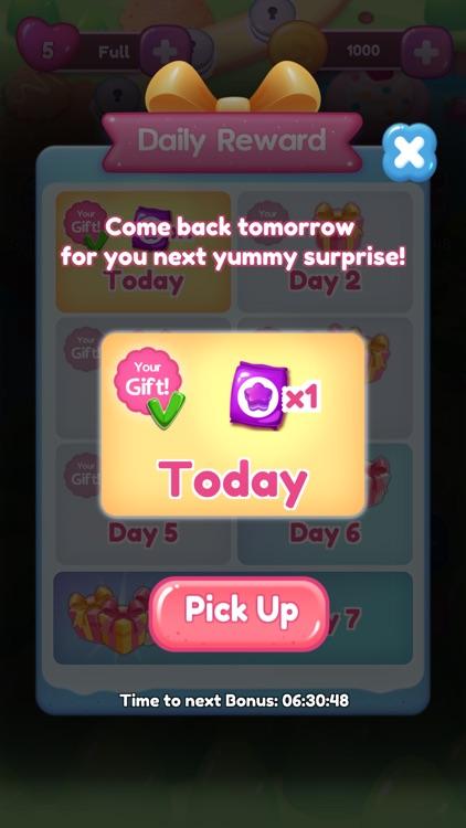 Jelly Fruit Candy Jam Pop screenshot-4