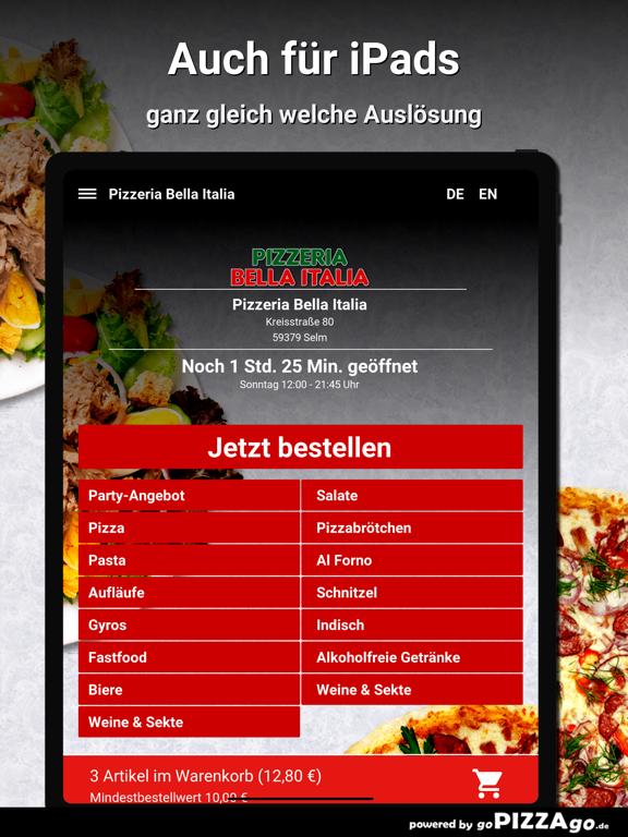Pizzeria Bella Italia Selm screenshot 7