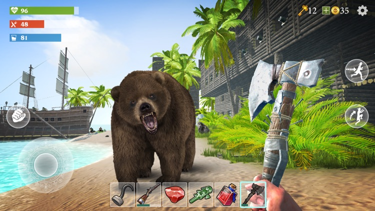 Last Pirate: Island Survival screenshot-7