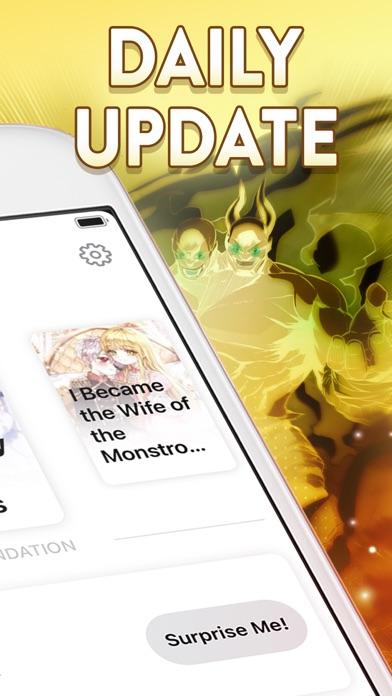 Screen Shot Manga Reader - Manga Max 2