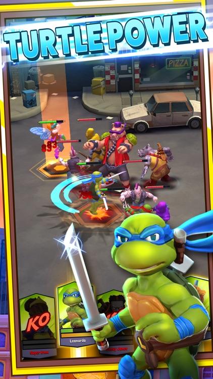 TMNT: Mutant Madness screenshot-0