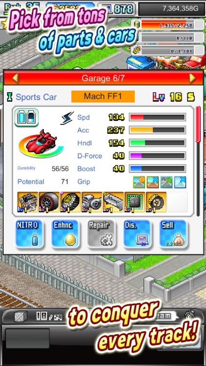 Grand Prix Story2 screenshot-3