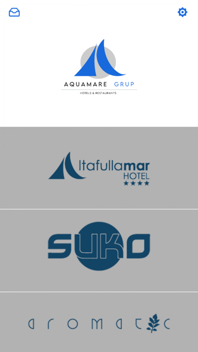 Aquamare Hotels & Restaurants screenshot 1
