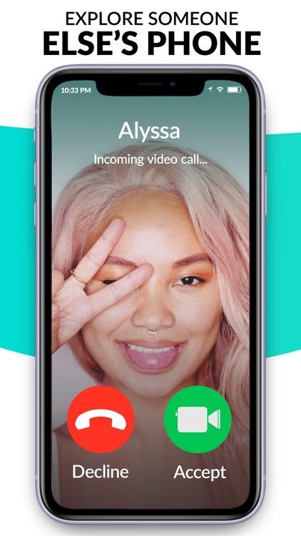 unrd - chat & texting stories screenshot-0
