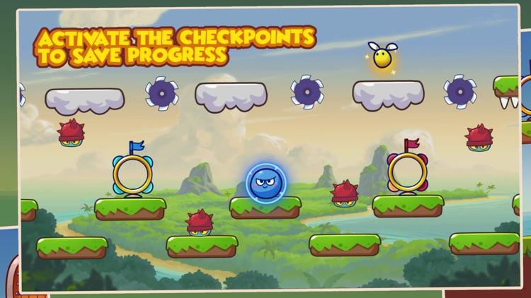 Super Ball Jump: Adventures screenshot-4
