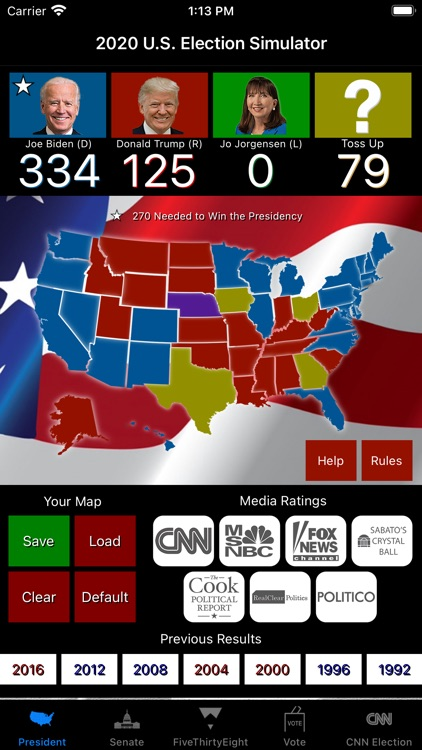 2020 US Election Simulator screenshot-6