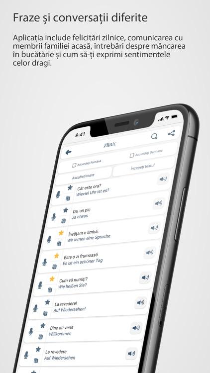 aplicații de conectare germană)