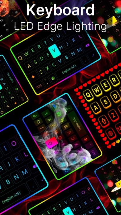 Edge Lighting Live Wallpapers screenshot-3