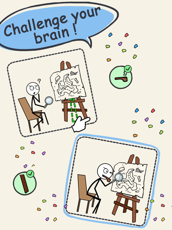 Draw Puzzle 3: missing part screenshot 15