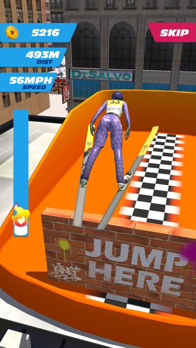 Ski Ramp Jumping screenshot 3