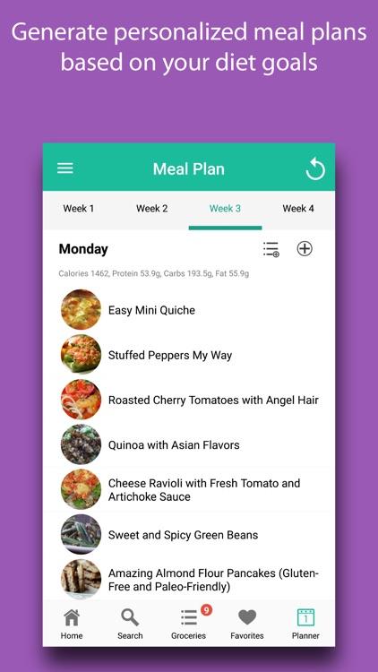 Quick Eats - Fast Recipes screenshot-5