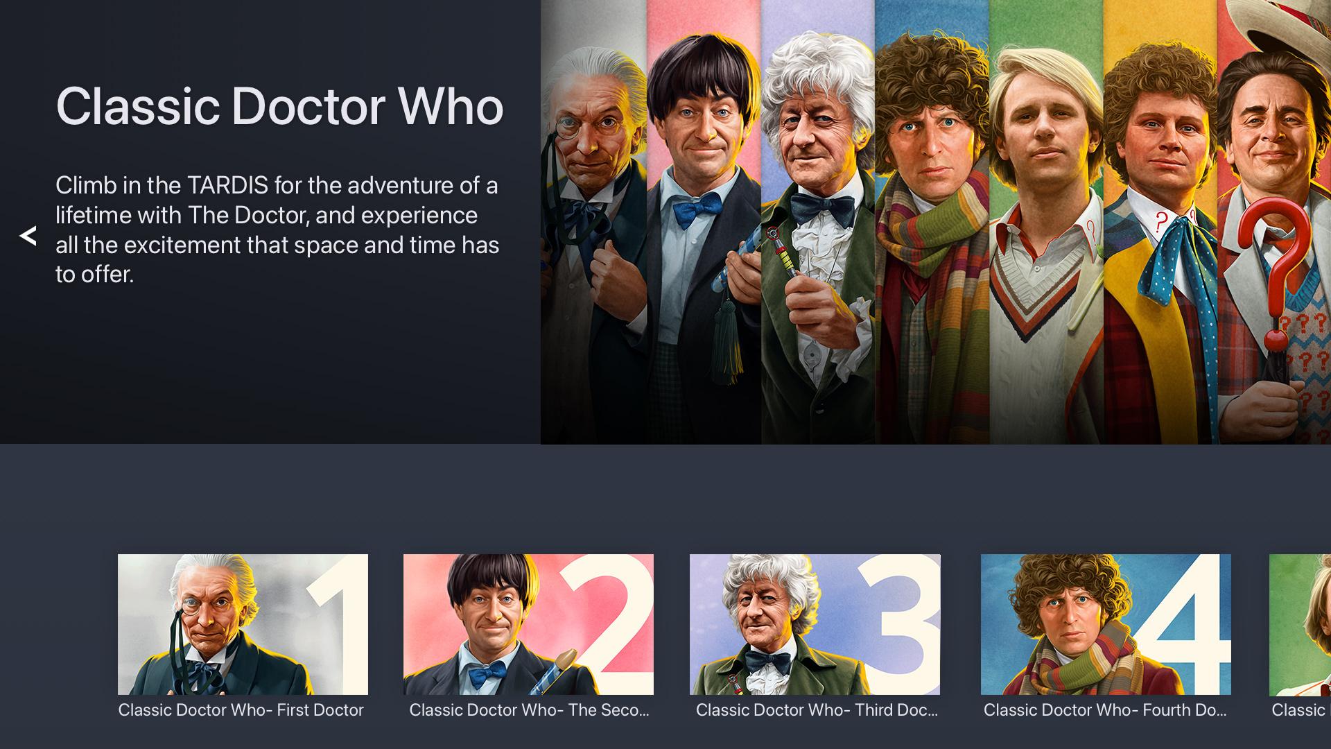 BritBox by BBC & ITV screenshot 16