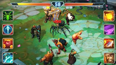 Скриншот №6 к Juggernaut Wars РПГ Фэнтези