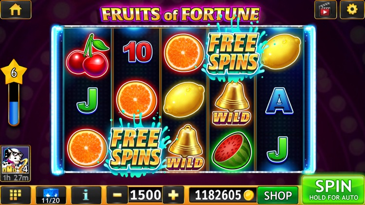 Vegas Slots Galaxy Casino screenshot-5