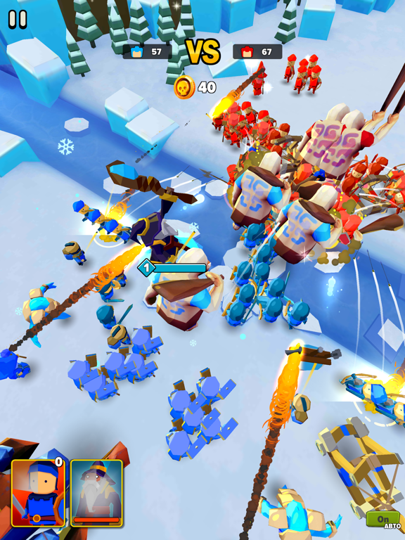 Legion Clash: World Conquest screenshot 10