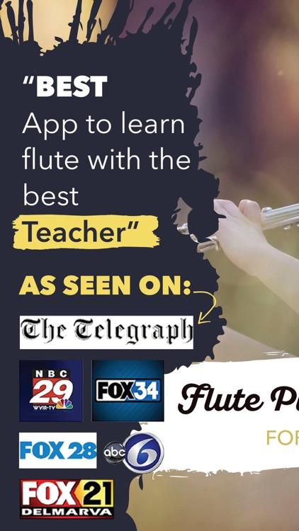 Flute Music Tutor App