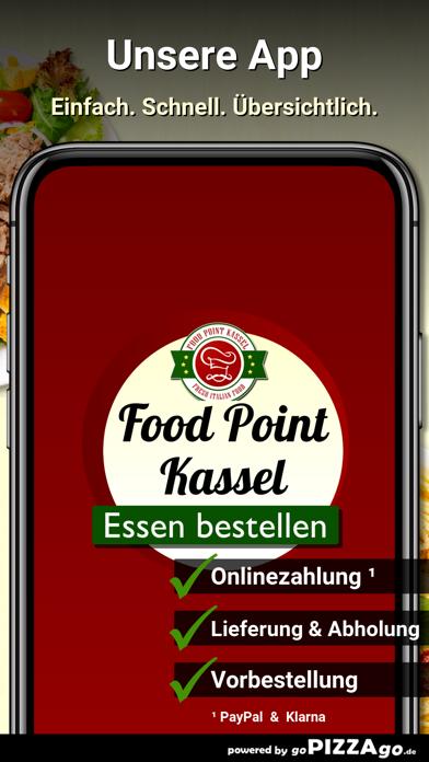 Food Point Kassel Pizza screenshot 1