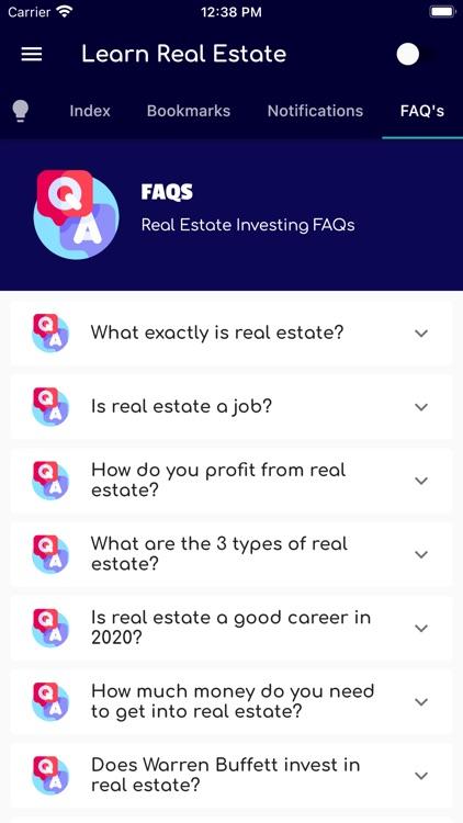 Learn Real Estate Investing screenshot-7