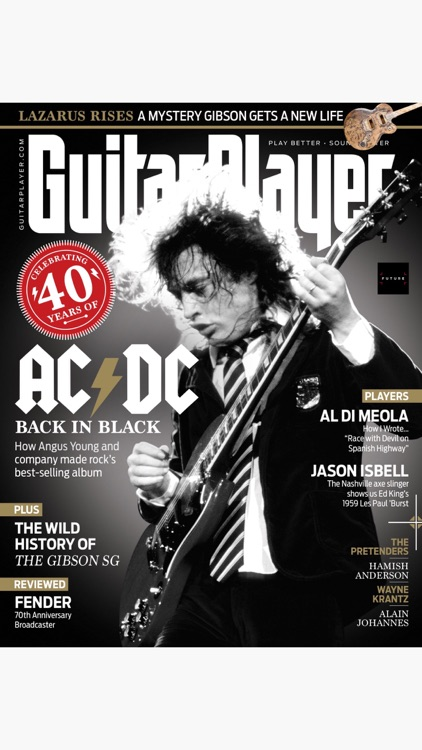 Guitar Player Magazine++