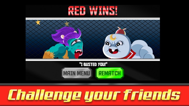 UFB Rampage screenshot-2