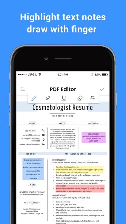 PDF Reader, PDF Viewer screenshot-3