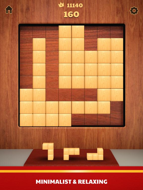 Ipad Screen Shot Wood Blocks 3D 2