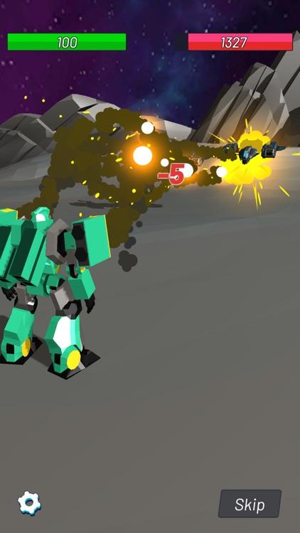 造机甲我贼溜 screenshot-4