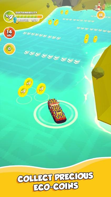 The Sea Rider   Ship driving screenshot-4